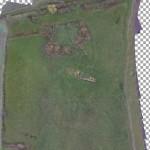 Tupholme Abbey Aerial